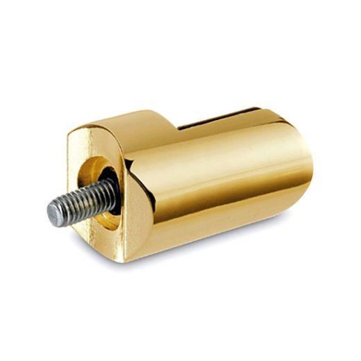 Alu U-Profil 20x20x20mm Edelstahleffekt - 250cm