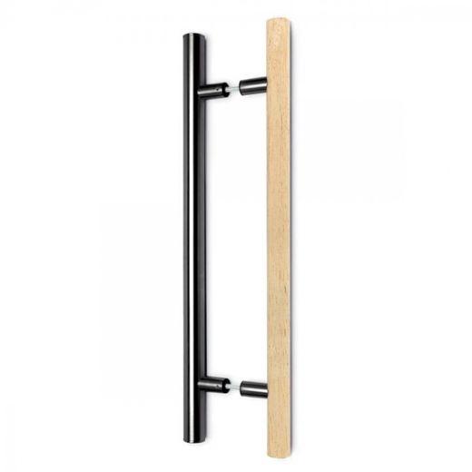 Hustenschutz Pfosten 35x35 - 20-13235 links - Anthrazit matt Design