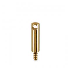 Messing Design MiniRail Mittelstütze 11616 für Stab 6mm