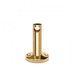 Messing Design MiniRail Mittelstütze 11516 für Stab 6mm