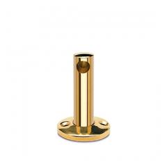 Messing Design MiniRail Endstütze 11506 für Stab 6mm