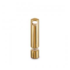 Messing Design MiniRail Mittelstütze 11816 für Stab 6mm