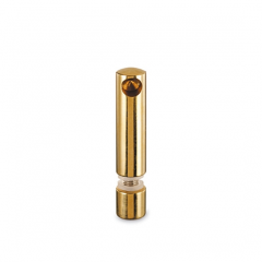 Messing Design MiniRail Endstütze 11806 für Stab 6mm