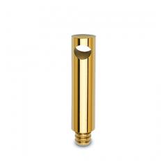 Messing Design MiniRail Mittelstütze 11611 für Stab 10mm