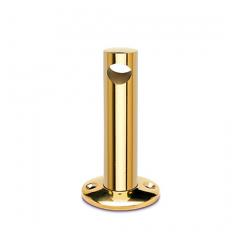 Messing Design MiniRail Mittelstütze 11511 für Stab 10mm