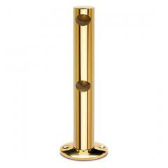 Messing Design MiniRail Endstütze 11551 für Stab 10mm