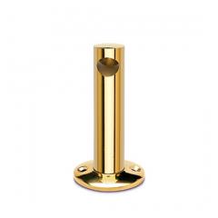 Messing Design MiniRail Endstütze 11501 für Stab 10mm
