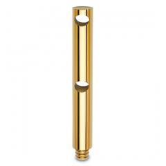 Messing Design MiniRail Mittelstütze 11661 für Stab 10mm