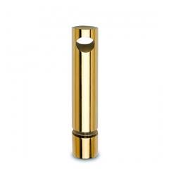Messing Design MiniRail Mittelstütze 11811 für Stab 10mm