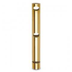 Messing Design MiniRail Mittelstütze 11861 für Stab 10mm