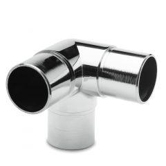 Chrom Design Rohrverbinder 3x90° für Rohr 25,4 mm