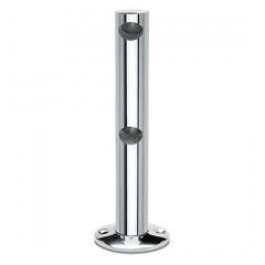 Chrom Design MiniRail Endstütze 11551 für Stab 10mm