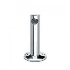Chrom Design MiniRail Endstütze 11501 für Stab 10mm