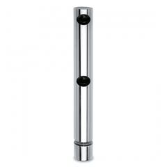 Chrom Design MiniRail Endstütze 11851 für Stab 10mm