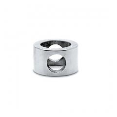 Chrom Design MiniRail Adapter Mittelstück für Stab 10mm