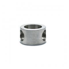 Chrom Design MiniRail Adapter 45 Grad für Stab 10mm