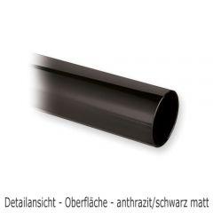 Anthrazit Design Tischfuß 20-620-38 - Rohr Ø 38.1 mm