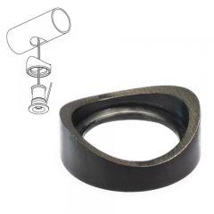 Messing Design LED-Spot für Rohr 38.1 mm