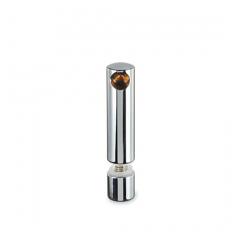 Chrom Design MiniRail Endstütze 11806 für Stab 6mm