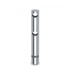 Chrom Design MiniRail Mittelstütze 11866 für Stab 6mm