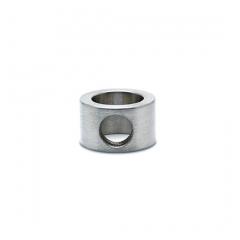 Edelstahl Design MiniRail Adapter Endstück für Stab 6mm
