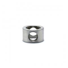 Edelstahl Design MiniRail Adapter Mittelstück für Stab 6mm