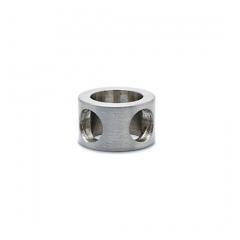 Edelstahl Design MiniRail Adapter 90 Grad für Stab 6mm