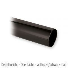 Hustenschutz Pfosten 20-151-25 rechts - Rohr Ø 25.4 mm - Anthrazit Design