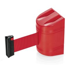 Wand Abgrenzungsband rot - ECO-W Gurtband ROT 2m