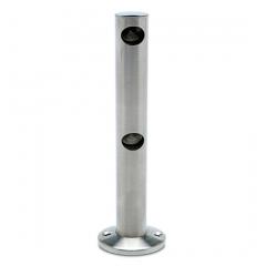Edelstahl Design MiniRail Endstütze 11551 für Stab 10mm