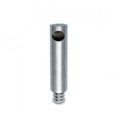 Edelstahl Design MiniRail Endstütze 11601 für Stab 10mm