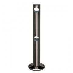 Anthrazit Design MiniRail Mittelstütze 11561 für Stab 10mm