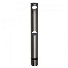 Anthrazit Design MiniRail Mittelstütze 11861 für Stab 10mm