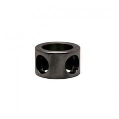 Anthrazit Design MiniRail Adapter 90 Grad für Stab 10mm