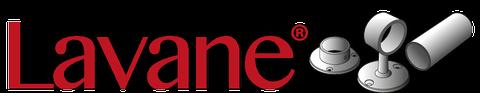 Lavane® - Messing-& Chrom Design - Edelstahl - Anthrazit